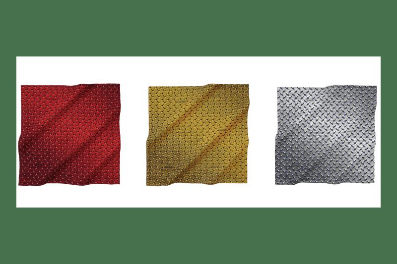 Supreme Spring/Summer 2019 Accessories Diamond Plate Bandana