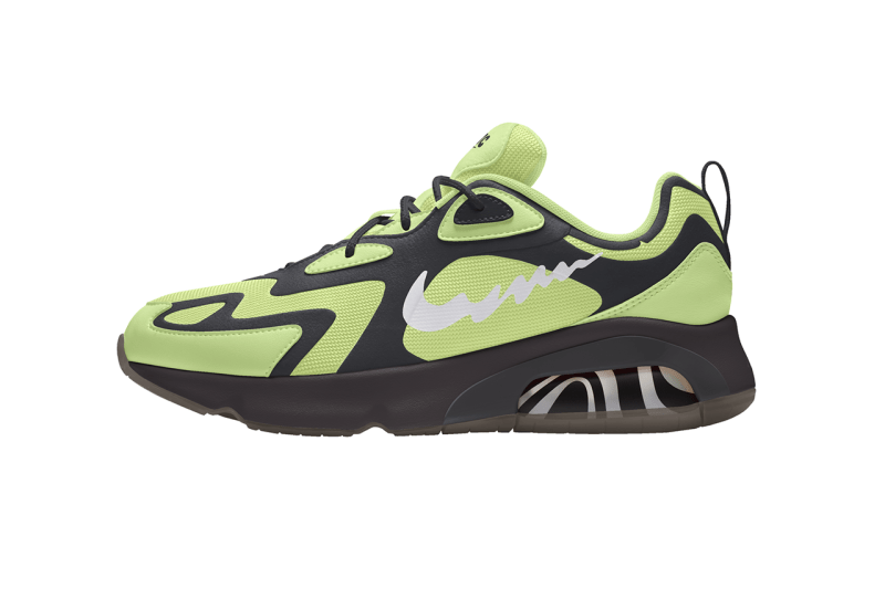 """Nike """"NYC By You"""" Made-to-Order Collection sneaker shoe air max 200 270 premium react element 55 colorway august 19 2019 pre buy web store custom"""