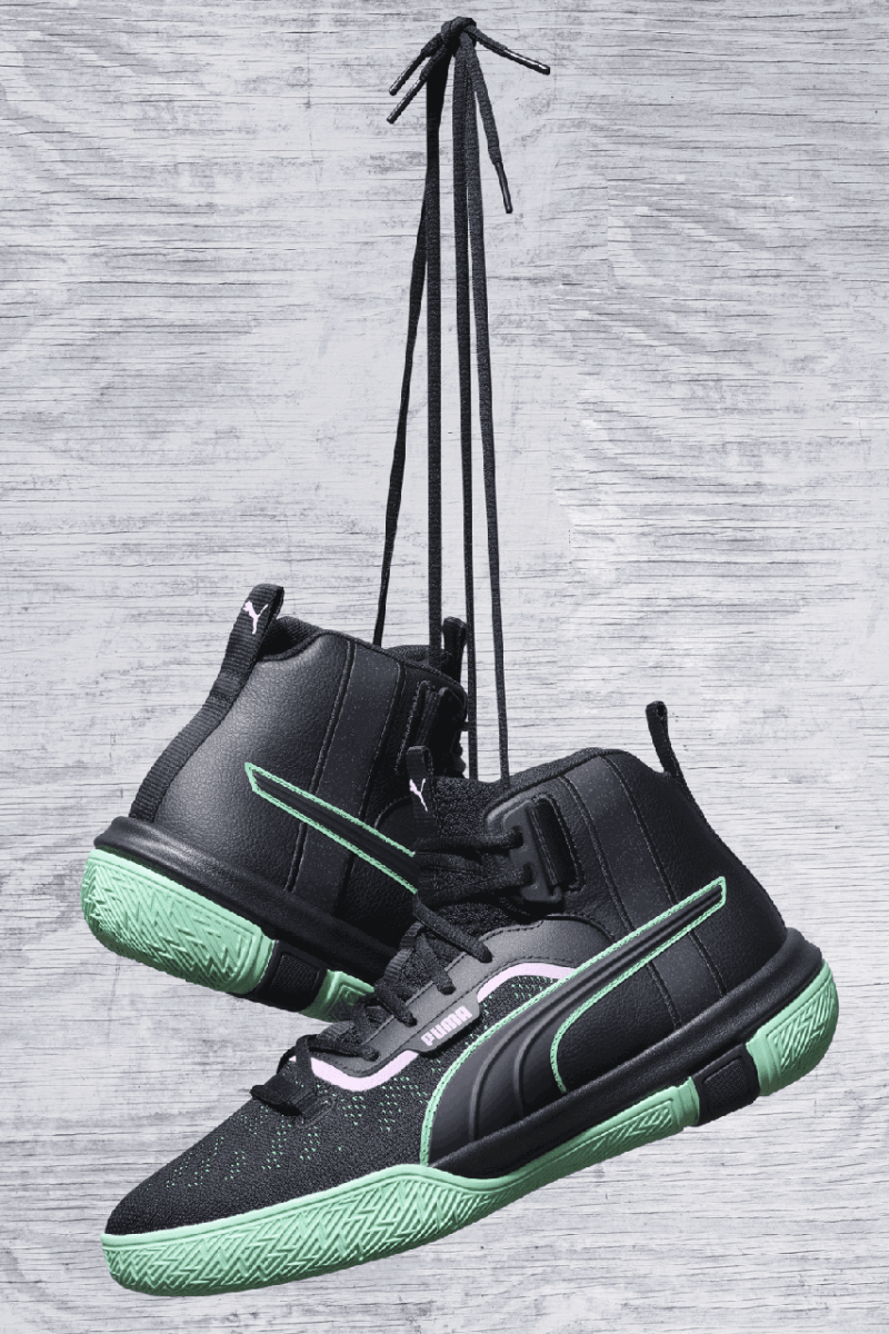 nouveau concept 1e41c 13a5d PUMA Hoops Legacy Sneaker Release Date Info | HYPEBEAST