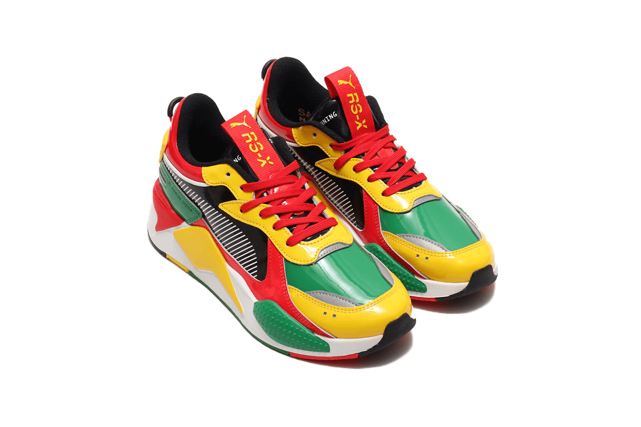 PUMA RS-X Sneaker atmos-Exclusive