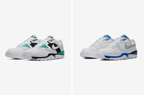 Nike Air Cross Trainer 3 Low Is a Blast From the Past
