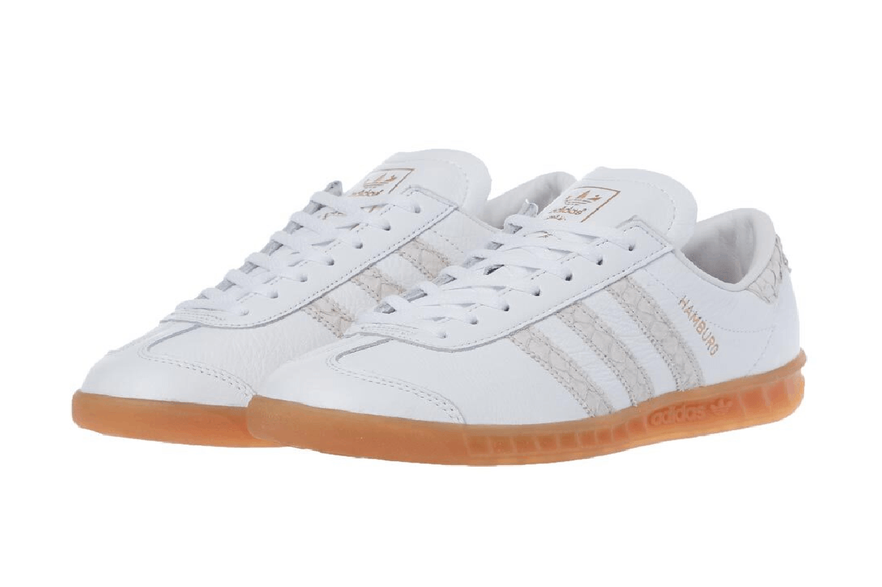 adidas originals city series hamburg aphrodite white silver fish market casual spezial EF5673 scales