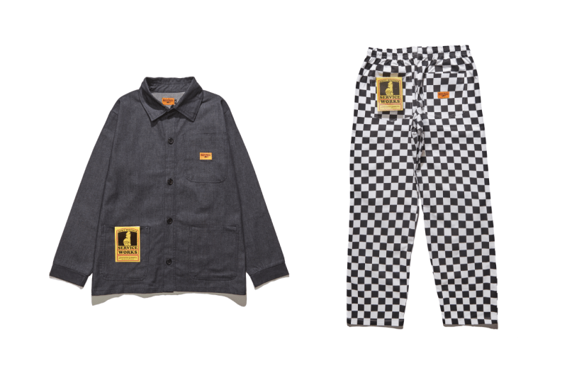 Service Works Reimagines Chefwear for SS20