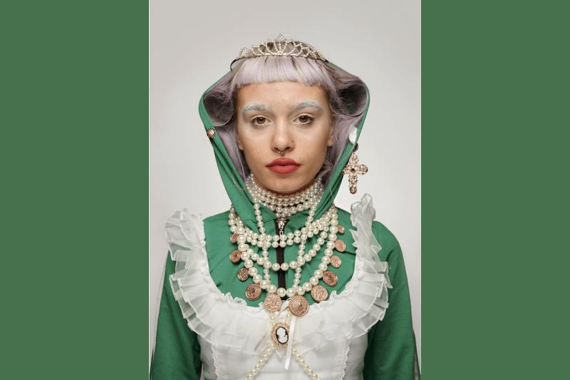 central saint martins portraits students photography artworks
