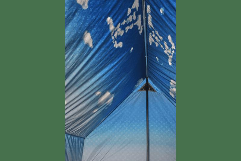 Louis Vuitton Fall/Winter 2020 Cloud Monogram & Mirror Monogram Trunk Backpacks Classic Brown Monogram Tent Release Information FW20 Runway Pieces Virgil Abloh Menswear