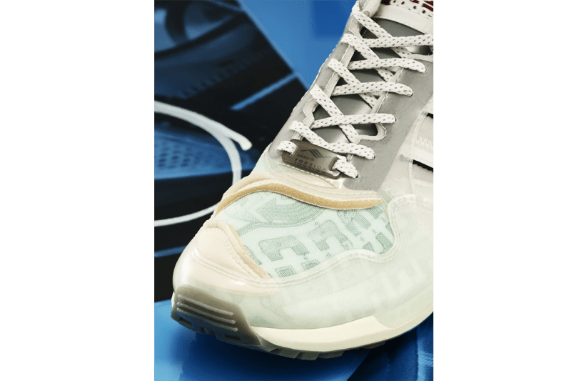 "adidas Originals ZX 6000 ""X-Ray Inside Out"" ""Clear Brown/Chalk White/Sand"" g55409 ""A-ZX Series"" Sneaker Release Information Drop Date Closer First Look atmos Tokyo Shoe Footwear Trainer OG Torsion EQT"
