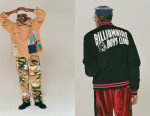Billionaire Boys Club Look To Vintage Store Classics as Inspiration in Fall 2021 Lookbook