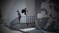 BONES: NEW GROUND -- Coming to The Berrics Next Friday