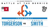 BATB 6 -- Davis Torgerson vs Morgan Smith