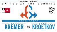 BATB 6 -- Wes Kremer vs Sewa Kroetkov