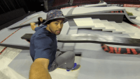 GOPRO - STREET LEAGUE PORTLAND -- Course Preview with Eric Koston and Sean Malto