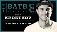 SEWA KROETKOV IS IN THE FINAL FOUR