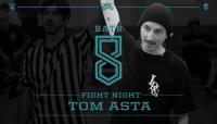 FIGHT NIGHT -- Tom Asta