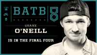 SHANE O'NEILL IS IN THE FINAL FOUR