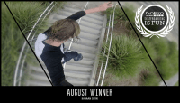 GOPRO #SKATEBOARDINGISFUN -- August Winner