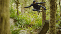 The Secret Ramp In The Woods -- Roark Revival's Jamie Collins Doc