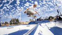 JAKE WOOTEN RECREATES SOME CLASSIC BOWL DU PRADO TRICKS