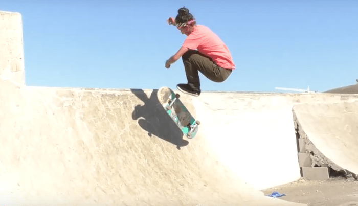 Girls Skate Network Hits The Streets With WBATB's Soto, Jacobs, Duran, Brevard & More