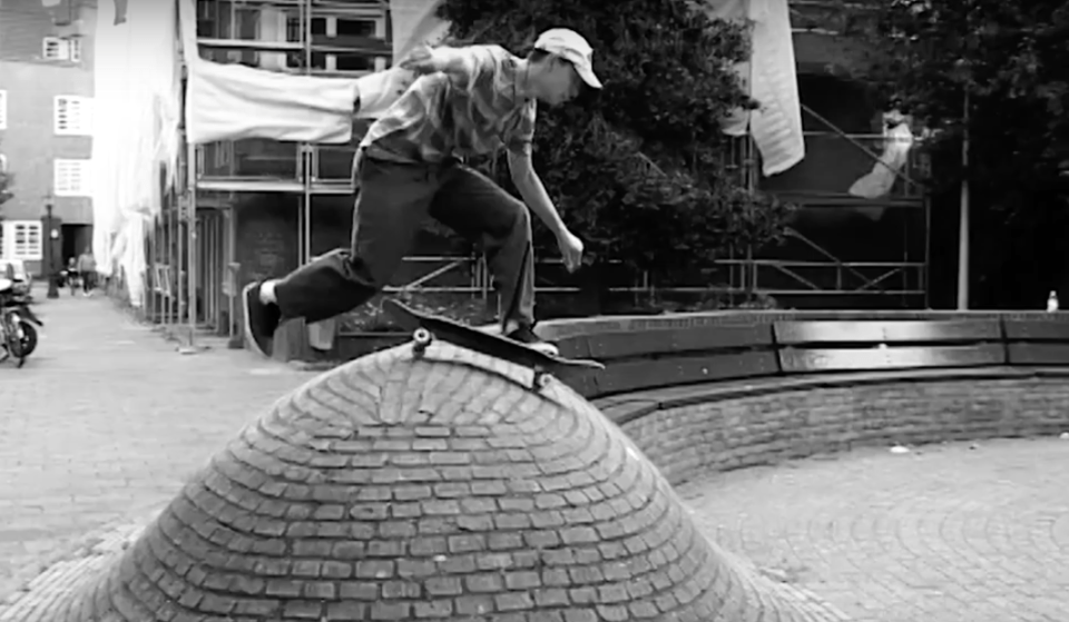 Skateboarding In Amsterdam Is 'Expensive'