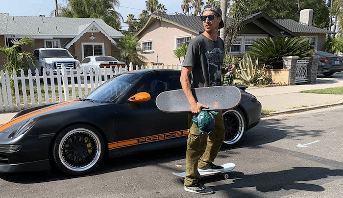 Enter Ryan Decenzo's Home In 'X Games Session'