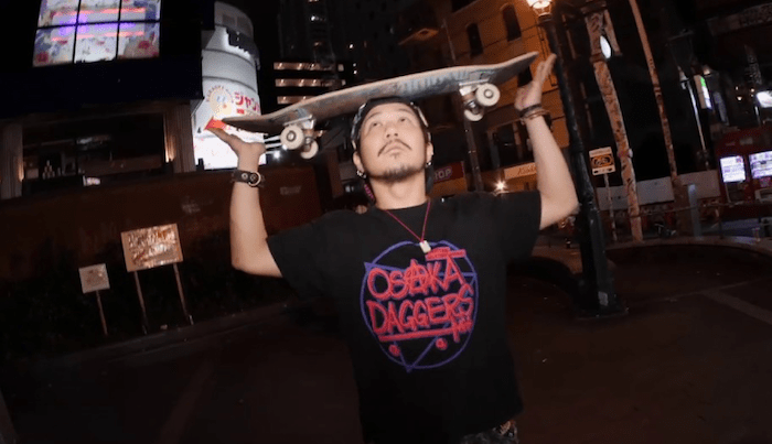 Chopper & The Osaka Daggers Put In Some Nighttime Work For South Africa's 'Session'