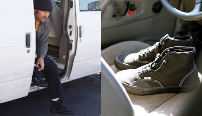 Vans X Hockey Present Authentic High Pro Inspired By Andrew Allen The Berrics