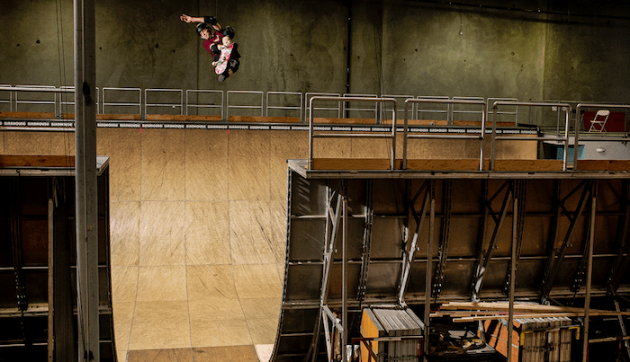 Skating In The New Normal (At Least Temporarily): Photos By Dave Swift