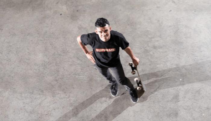 Kilian Martin Takes Quarantine Clips To The Next Level In New 'A Happy Medium' Mix
