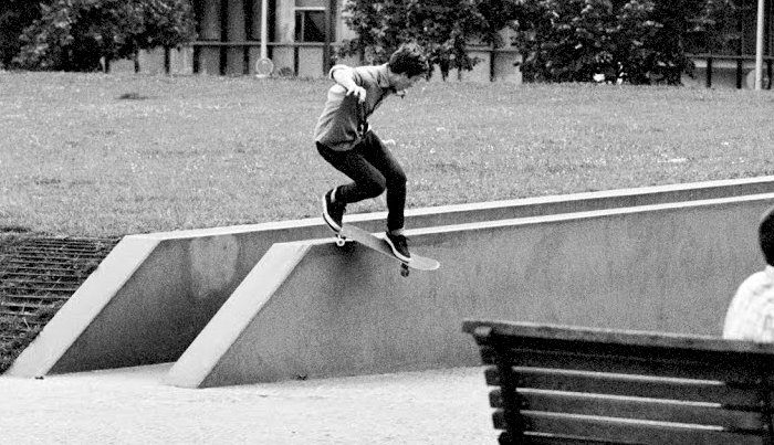 'Grey' Mag Gives Early Look At U.K.'s Tom Knox In 2011 Jacob Harris Video