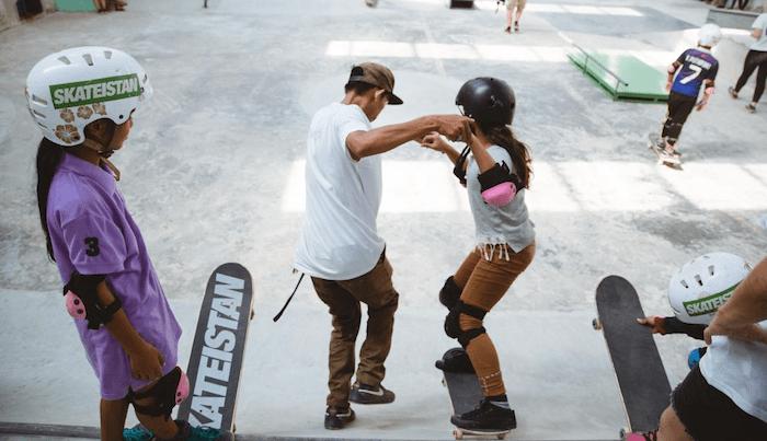 Skateistan Shares Global 'Goodpush Alliance' Updates