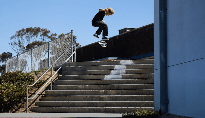 Dylan Jaeb & Miles Lawrence Get Busy In New Bronson Bearings Video
