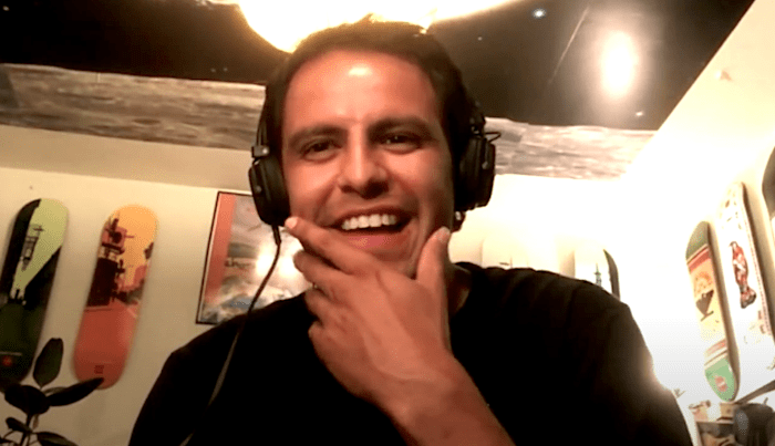 Vincent Alvarez Checks In With The Nine Club For 'Stop And Chat'