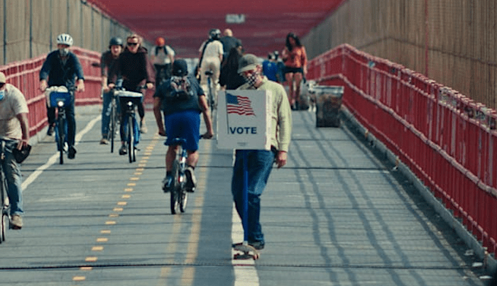 Colin Read Directs Latest 'Skaters Vote' Video