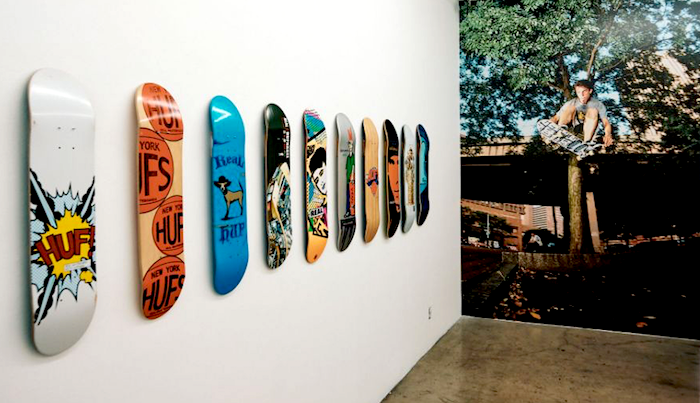 Los Angeles HUF Exhibit Commemorates Brand Founder Keith Hufnagel's Legacy