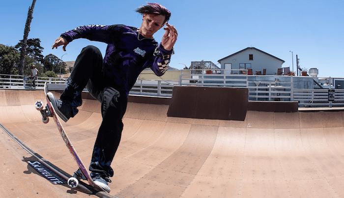 Skatelite Checks Out The Cayucos Free Skatepark