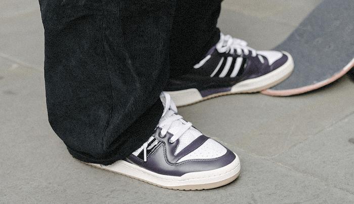 Adidas Announces Heitor Da Silva's Forum 84 ADV Shoe
