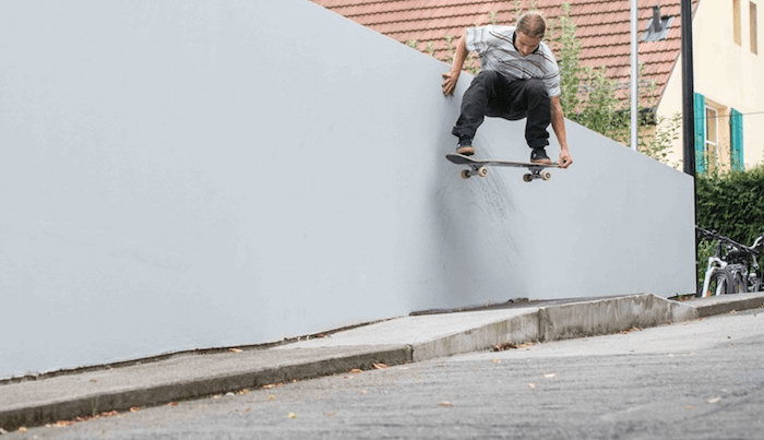 Victor Campillo Gets Hit By a Car In Latest 'Place' Video