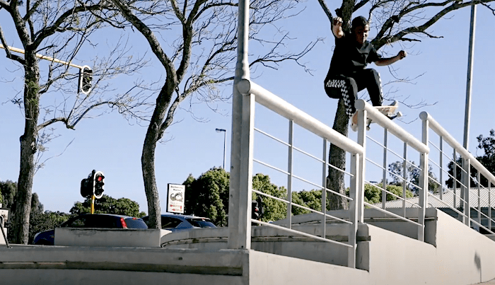 Vans' Premieres South African Team's First Video 'Facetious'