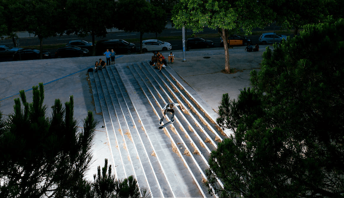 Red Bull Releases Trevor McClung's 'Etnies Album' Outtakes
