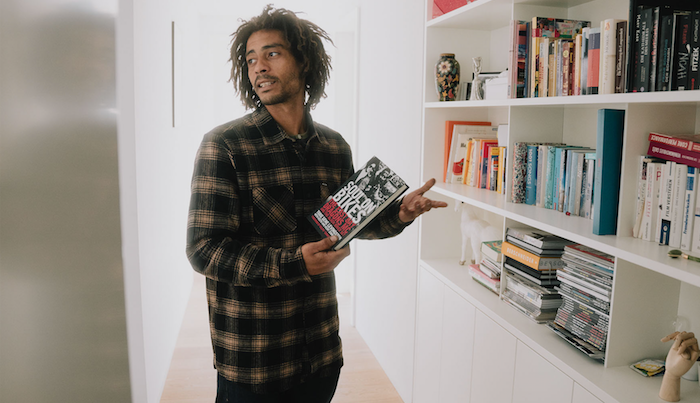 'Pocket' Magazine Hangs Out With Chris Pfanner In 'Followed'
