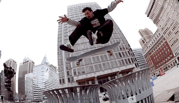 Adidas x Skate Jawn Release Chris Mulhern's 'Meridian' Edit
