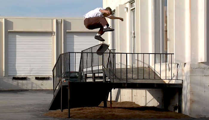 Watch The Raw Edit Of Bronson Speed Co's First Road Trip
