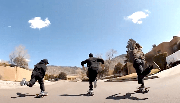 Andale Grinds Through New Mexico In Latest 'Slappy Days'