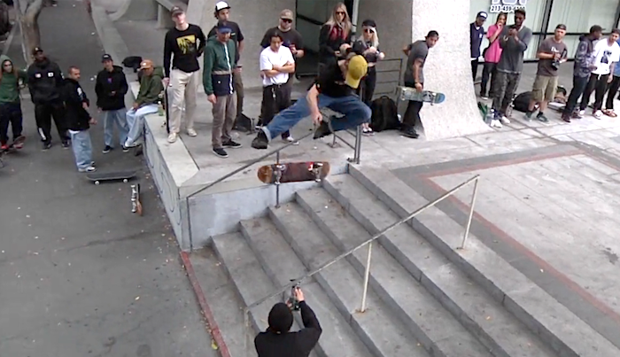 Watch Highlights from A Lost Cause x J-Kwon Best Trick Contest