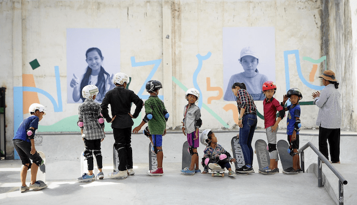 Here's How Skateistan Handled The Many Challenges Of 2020