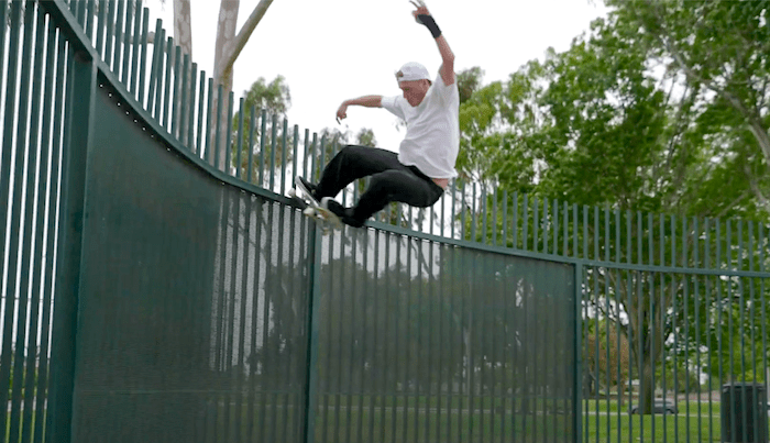 Jake Wooten Is Hopping Fences In Mob Grip's Latest Video