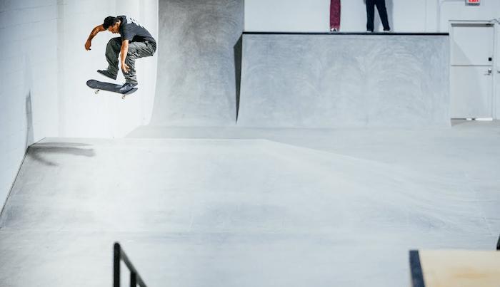 P-Rod Takes You Behind The Scenes At Primitive's Skatepark
