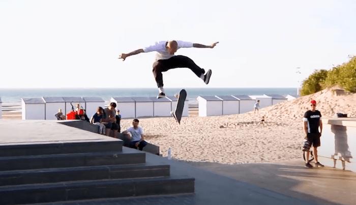 Vans Europe Releases Harry Billiet's 'Betty' Video