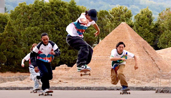 Nike SB Takes Tokyo To The World In Latest Video