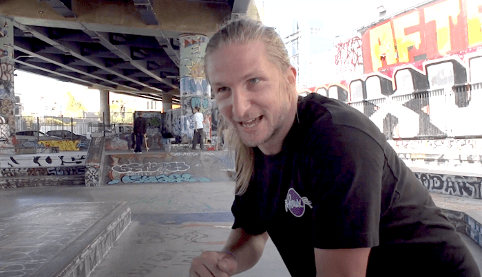 Krux's Ricky Glaser Expands His Trick Horizons